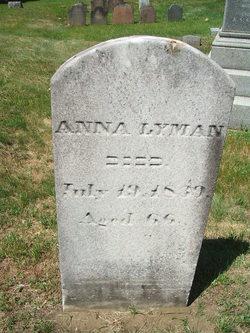 Anna Lyman