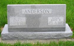 Andy W. Anderson
