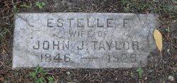 Estelle <i>Farmer</i> Taylor