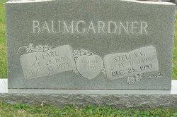 Stella Gertrude <i>Murphy</i> Baumgardner