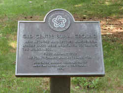 Old Centre Burial Ground
