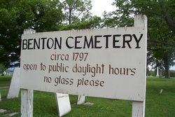 Benton Rural Cemetery