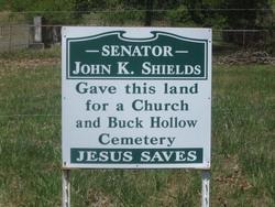 Buck Hollow Cemetery