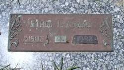 Ethel Louise <i>Ferguson</i> Adams