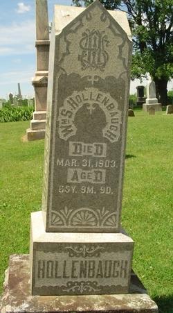 William S. Hollenbaugh