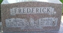 Pauline L. <i>Sheen</i> Frederick