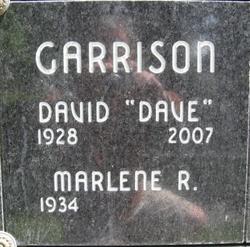 David F. Garrison