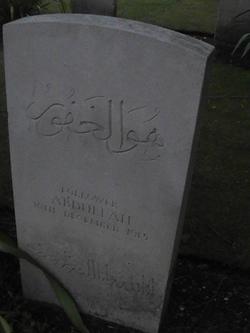 Syce Abdullah