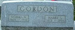 Harry S. Gordon