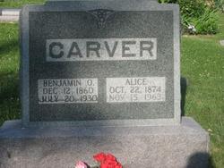Nancy Alice <i>Callahan</i> Carver