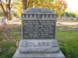 Nellie E Clark