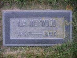 Ida Heywood
