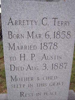 Arretta Caroline <i>Terry</i> Austin