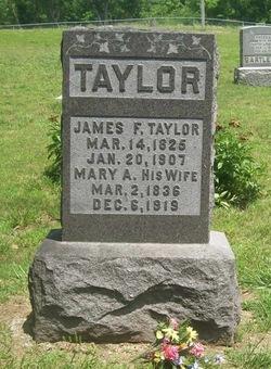 Mary A. Taylor