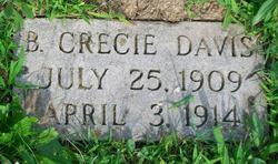 Bonnie Lucretia Crecie Davis
