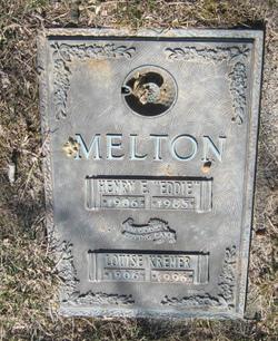 Henry Edward Melton