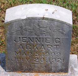 Jennie C. Ackart