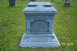 Susie A <i>Edgeworth</i> Alsup