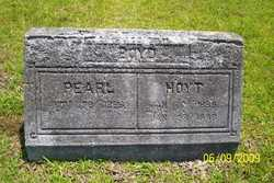 Mary Pearl <i>Cockerham</i> Boyd