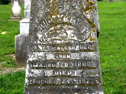Elizabeth Lewis <i>Garrard</i> Bedford