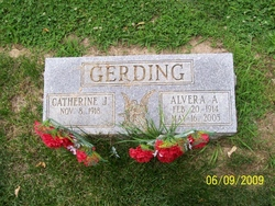 Catherine J Gerding