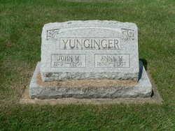 Anna M <i>Stevens</i> Yunginger