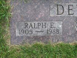 Ralph Edward Dewey