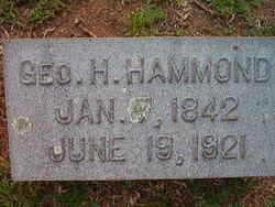 George Henry Hammond