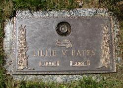 Lillie <i>Higginbotham</i> Bates