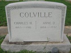 Annie Davis <i>King</i> Colville
