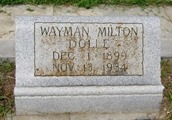 Wayman Milton Dolle