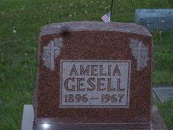 Amelia <i>Hartfiel</i> Gesell