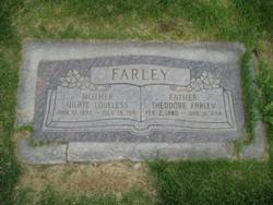 Una Vilate <i>Loveless</i> Farley