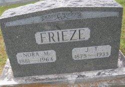 J. T. Frieze