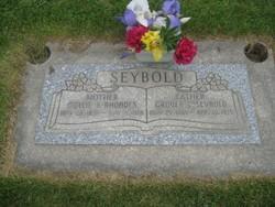Mollie B <i>Rhoades</i> Seybold