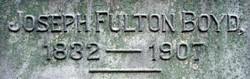 Joseph Fulton Boyd