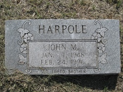 John McCullough Harpole