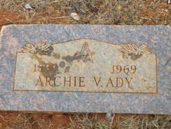 Archie V Ady
