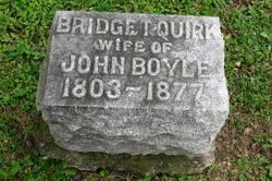 Bridget <i>Quirk</i> Boyle