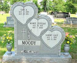 Mamie <i>Jeffcoat</i> Moody