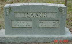 Eliza <i>Richardson</i> Isaacs