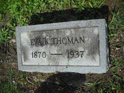 Eva Katherine Thoman