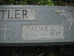 Alma A. <i>Jeffords</i> Butler