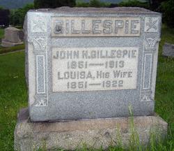 Louisa Gillespie