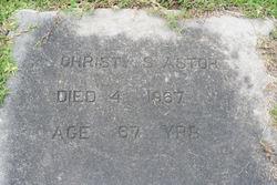 Christy S Astor