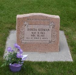 Ronda Kidman
