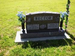 PFC Charles Edward Rector