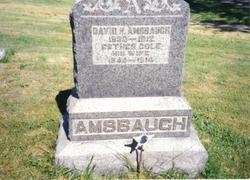 Corp David R. Amsbaugh