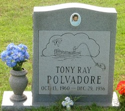 Tony Ray Polvadore