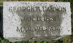 George B Cannon